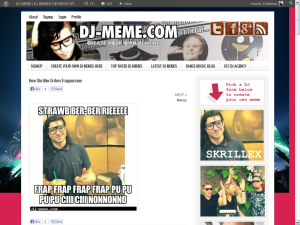 DJ Meme creator