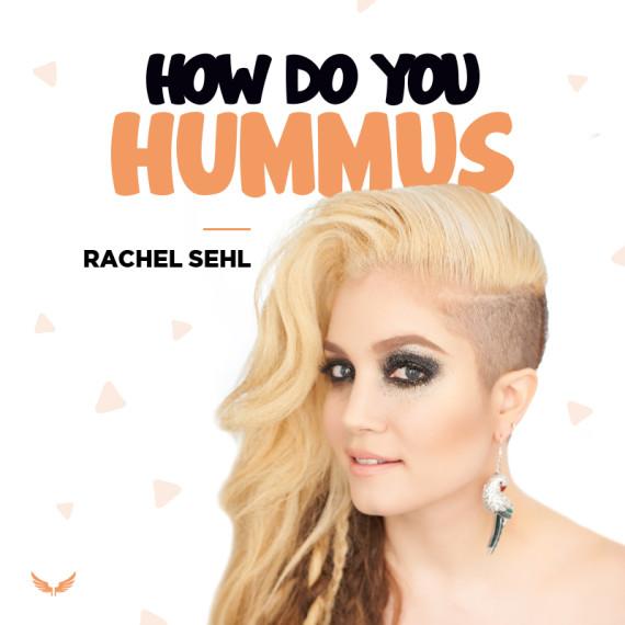 Rachel Sehl Dares Steve Aoki To A Hummus showdown?