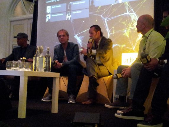John Langdon speaks at Amsterdam Dance Event and featured on EDM Tunes