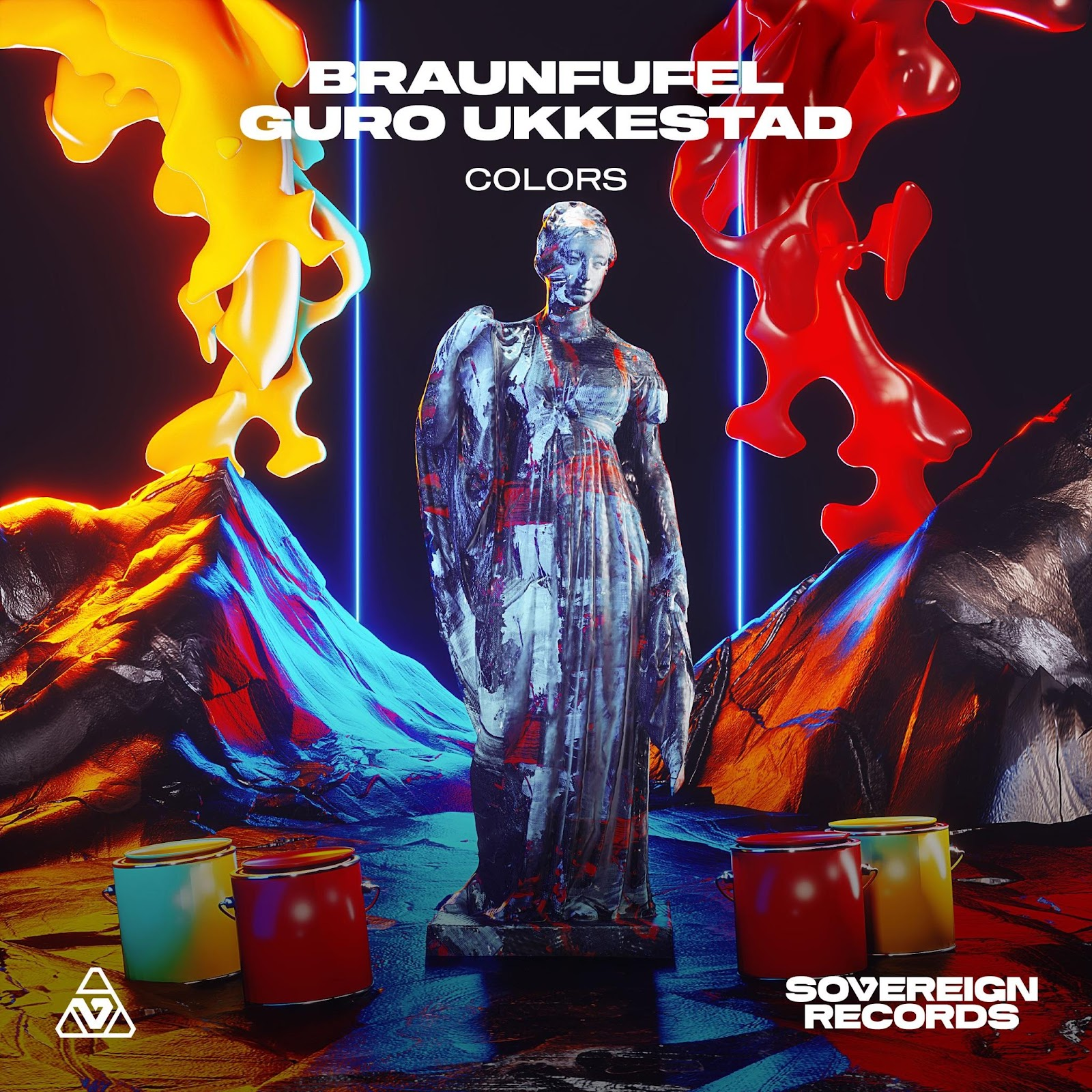 Colors Ft. Guro - A Sexy New Sound From Braunfufel