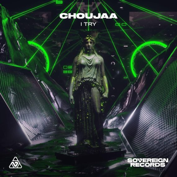 Choujaa Releases Stellar New Single '' I Try'' To Start 2021!